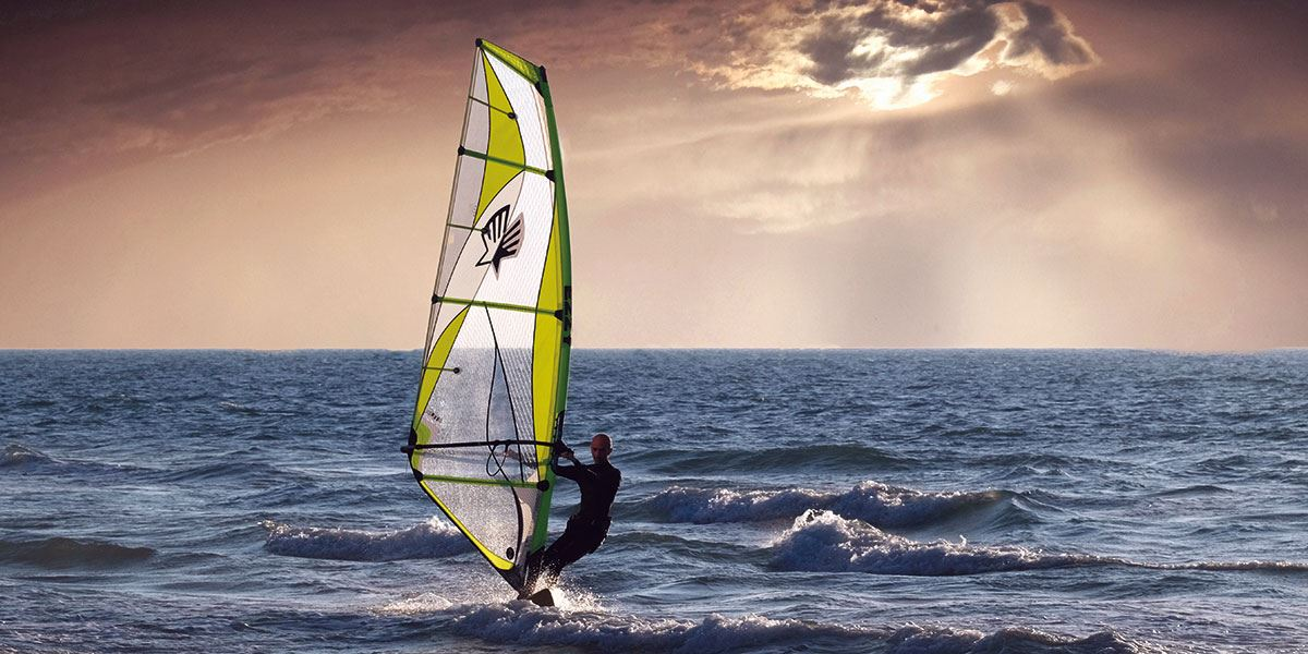Brighton and Hove is the perfect place to try your hand at watersports