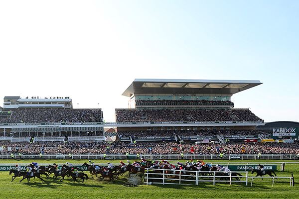 Aintree hosts the Grand National every year