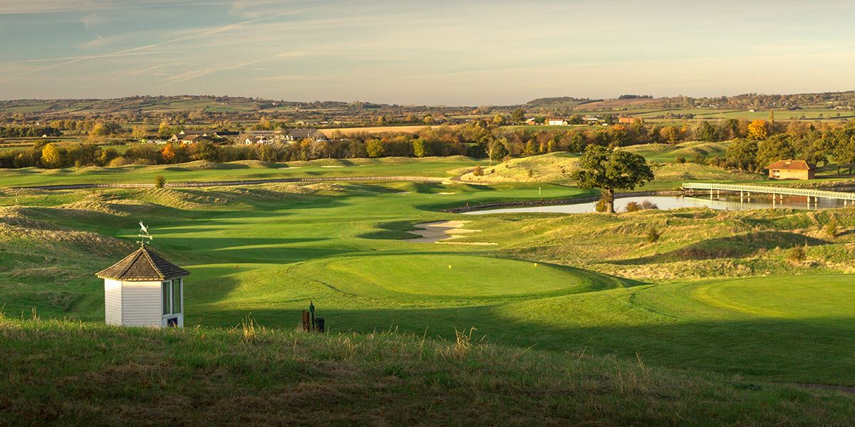 Tee off at The Oxfordshire golf course