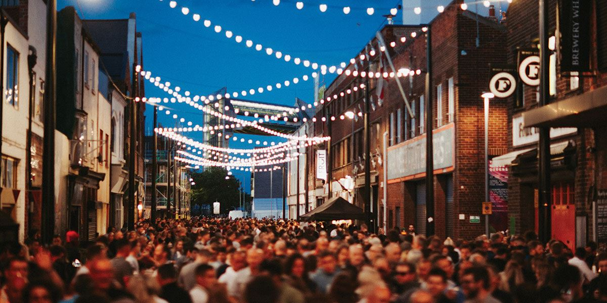 Plan you visit to include one of Hull's many festivals