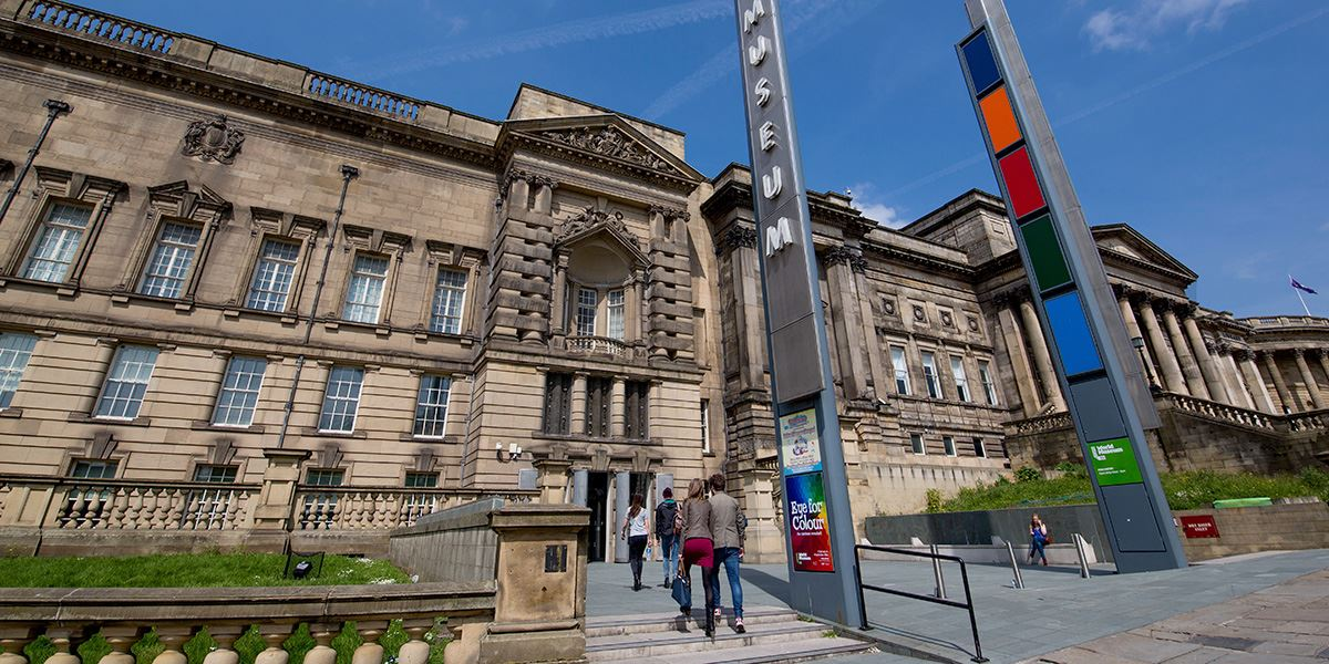 There's something for everyone at Liverpool's World Museum
