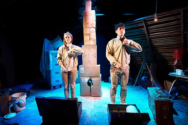 One Small Step performance at Oxford Playhouse
