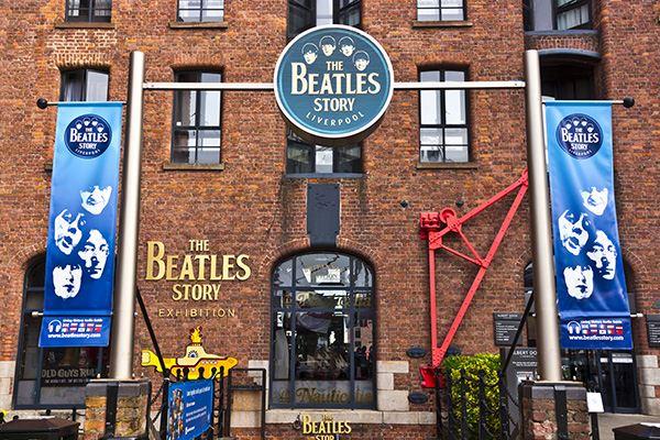 The award-winning Beatles Story museum