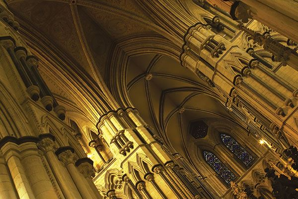 Don't miss seeing the spectacular Beverley Minster