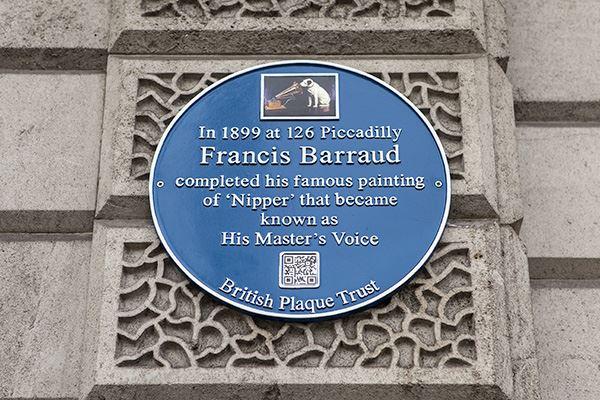 Francis Barraud, 126 Piccadilly, Mayfair