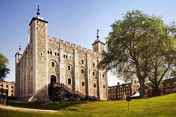 Today you can see the Crown Jewels at the Tower of London