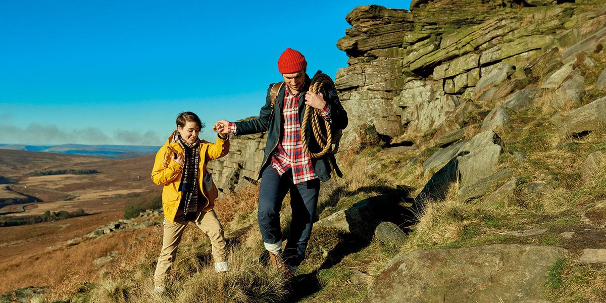 The Peak District is a haven for walkers