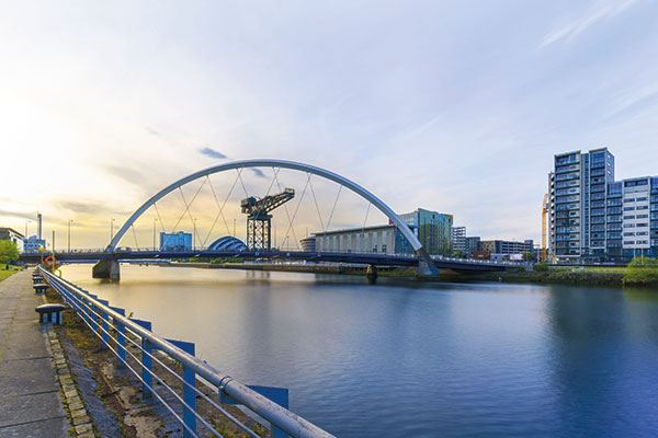Take a boat trip down the Clyde