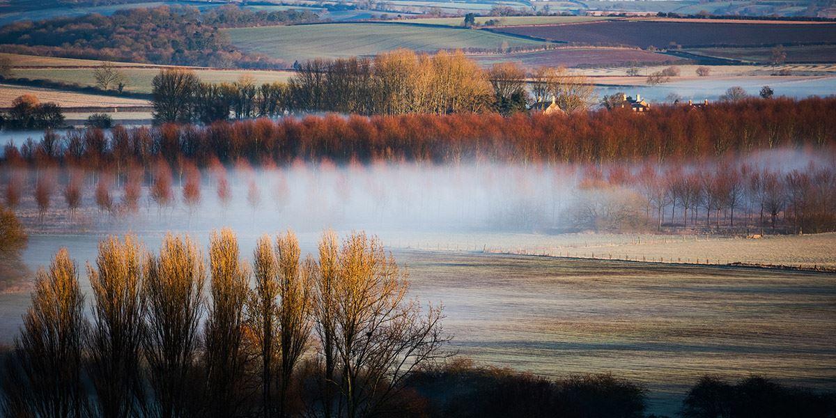Welland Valley Northamptonshire