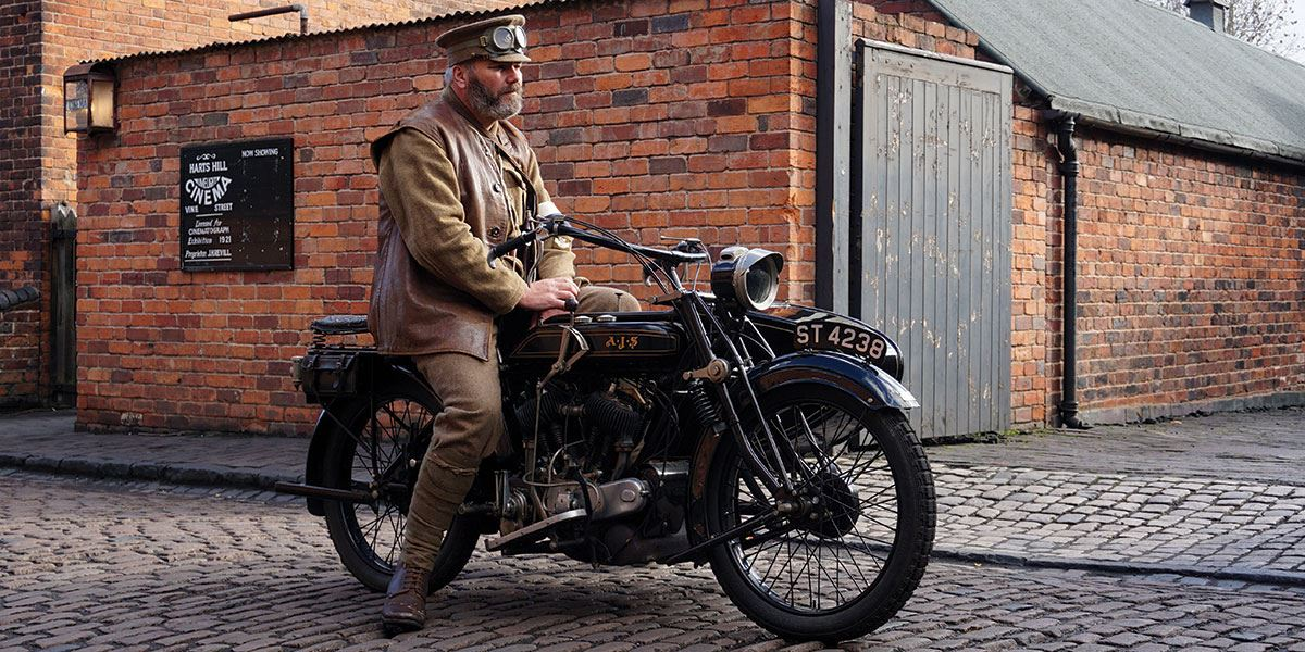 The Black Country Living Museum is an immersive experience from start to finish