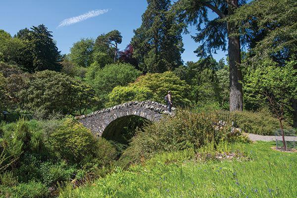 Dawyck Botanic Garden, Stobo