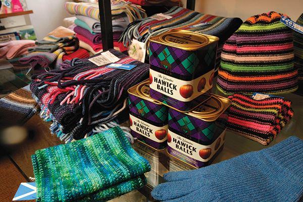 Borders Textile Towerhouse, Hawick