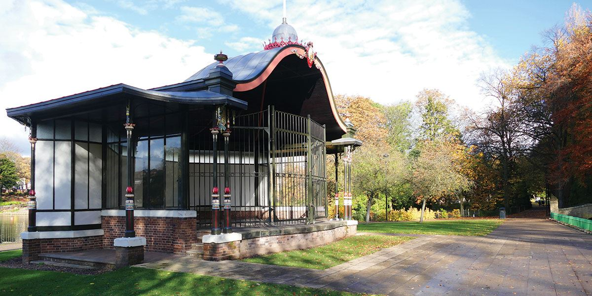 Enjoy an afternoon out at Walsall Arboretum