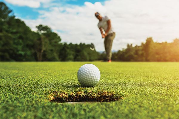 Essex has lots of fantastic golf courses to choose from