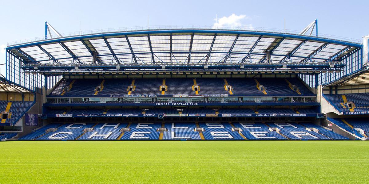 Stamford Bridge, home to Chelsea FC