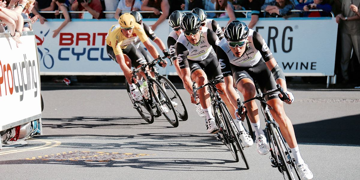Every year, a number of cycle races take part in and around the city