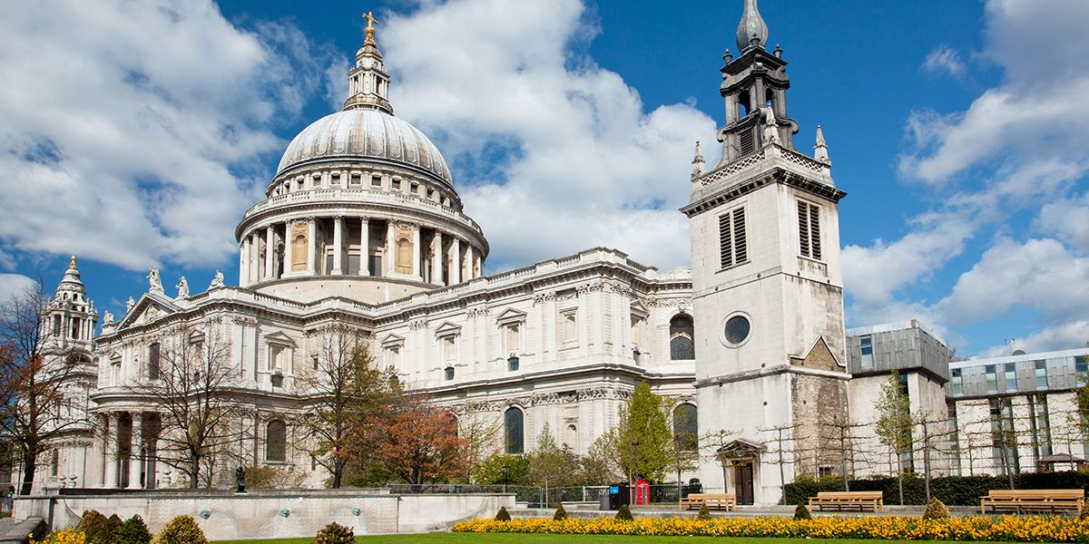 Take a tour of St Paul's Cathedral