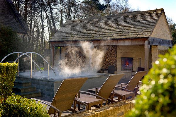 The hotel offers a variety of luscious room, sublime spa treatments and hearty dining