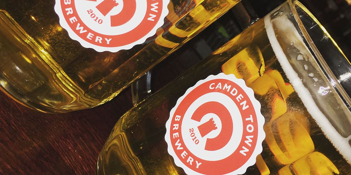 Take a tour of Camden Town Brewery