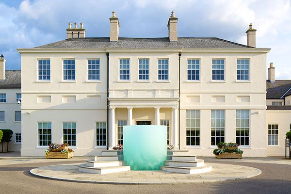 The luxurious spa hotel, Seaham Hall