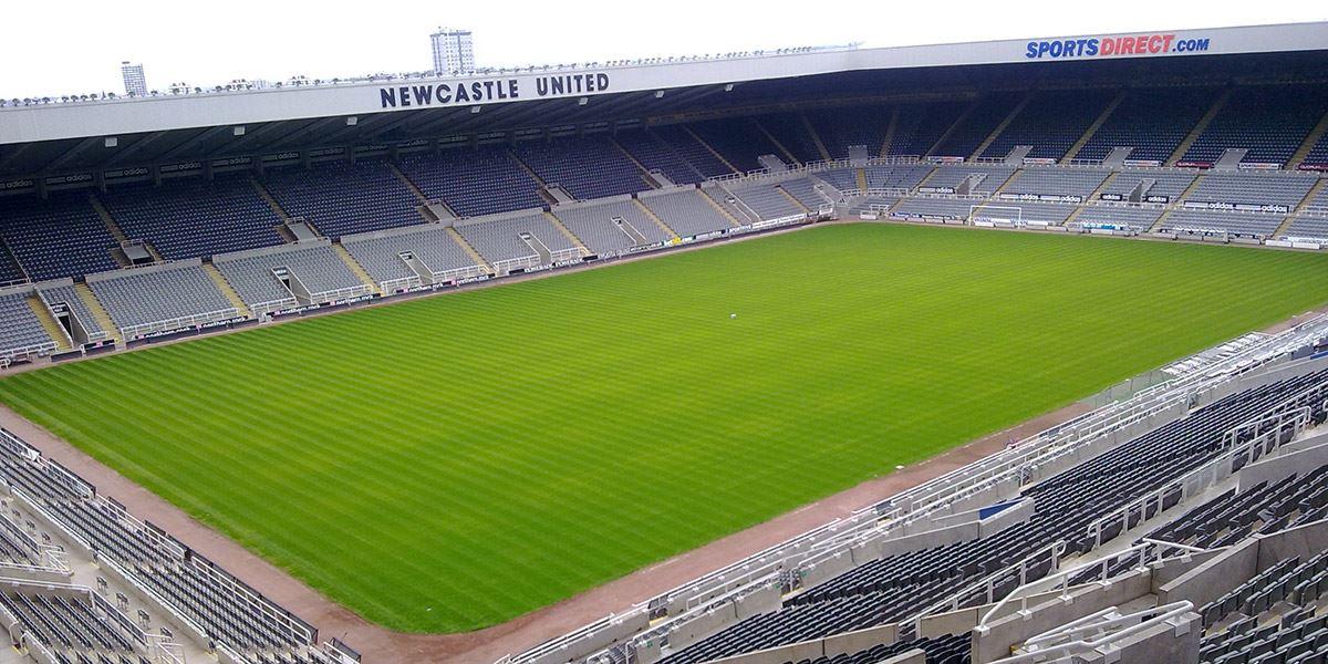 St James' Park Football stadiums UK