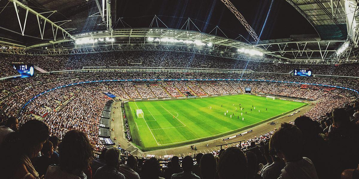Wembley Arena Football stadiums UK