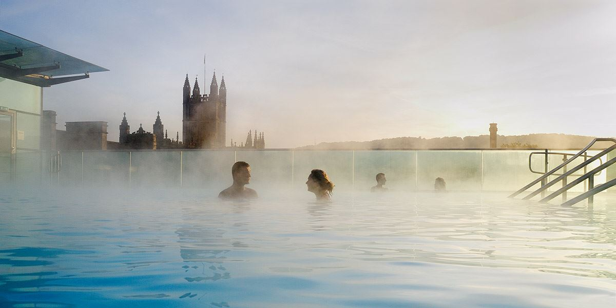 Bath Thermae Spa