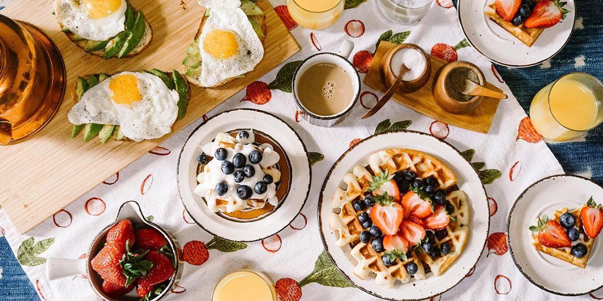 48 Hours breakfast