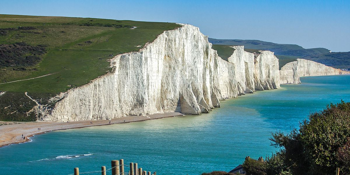 Seven Sisters British film locations