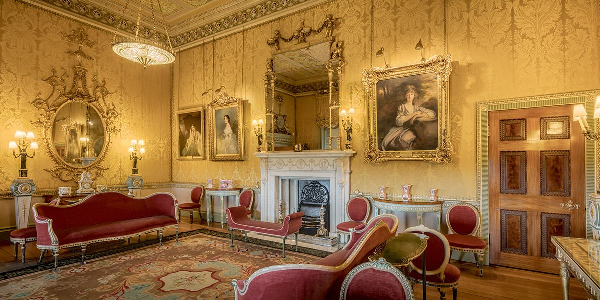 Harewood House is a truly breathtaking country house