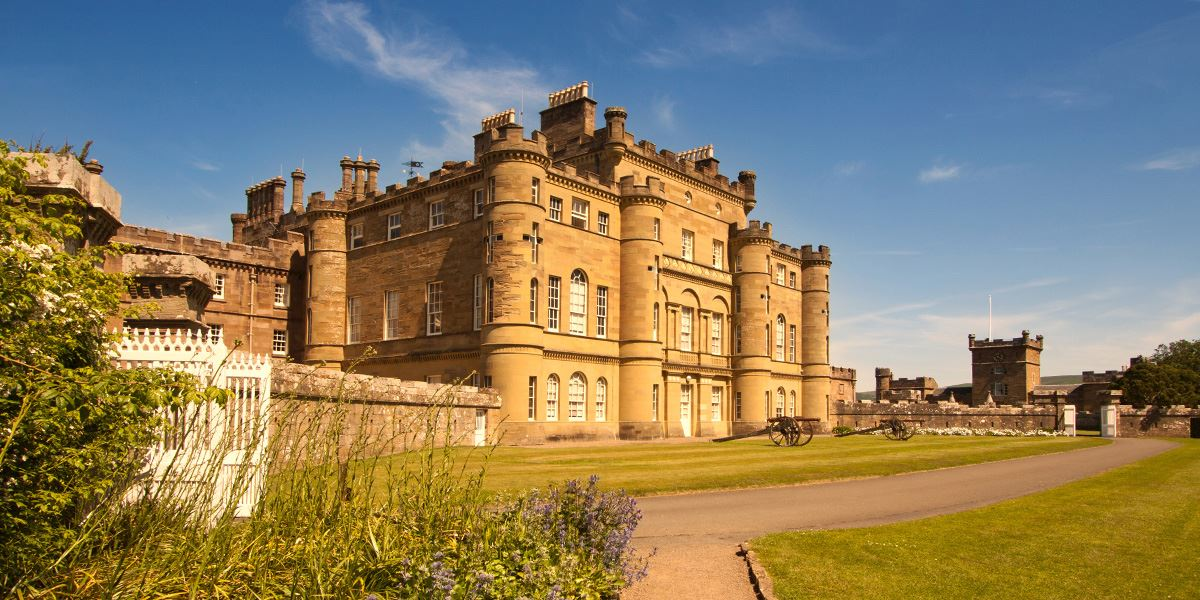Culzean Castle is run by the National Trust for Scotland