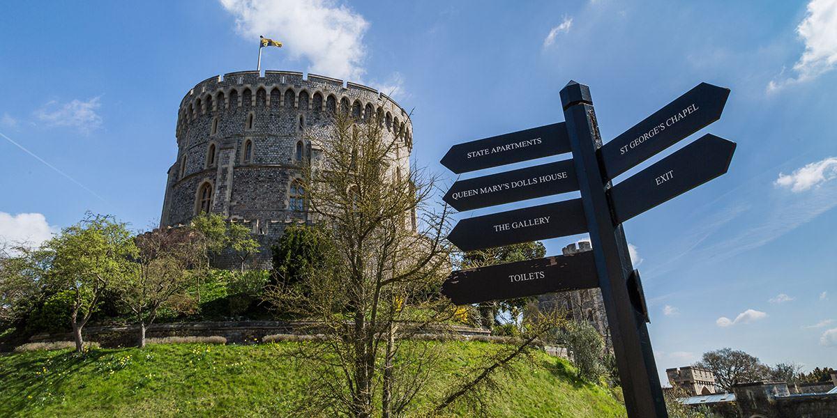 Windsor Castle Top 10 reasons to visit Berkshire