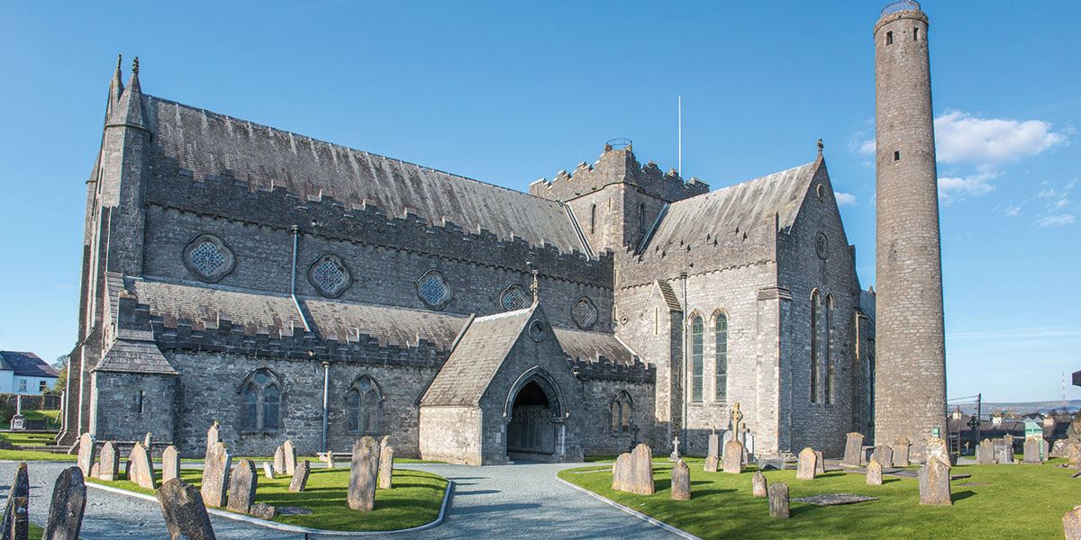 St Canices Cathedral 48 hours in Irelands Ancient East