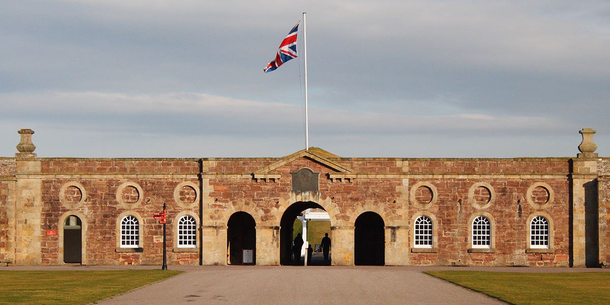 Fort George Inverness and Loch Ness history