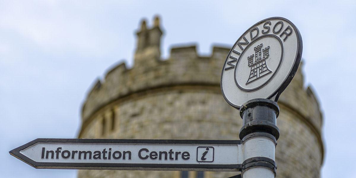 Windsor Castle History of Berkshire