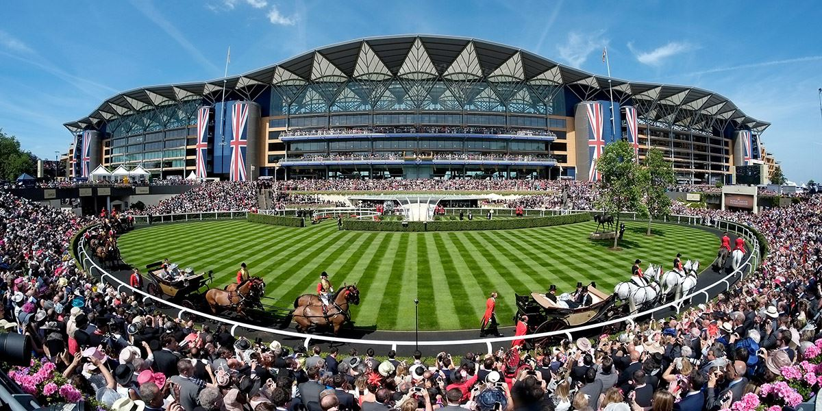 Ascot Racecourse Sport in Berkshire