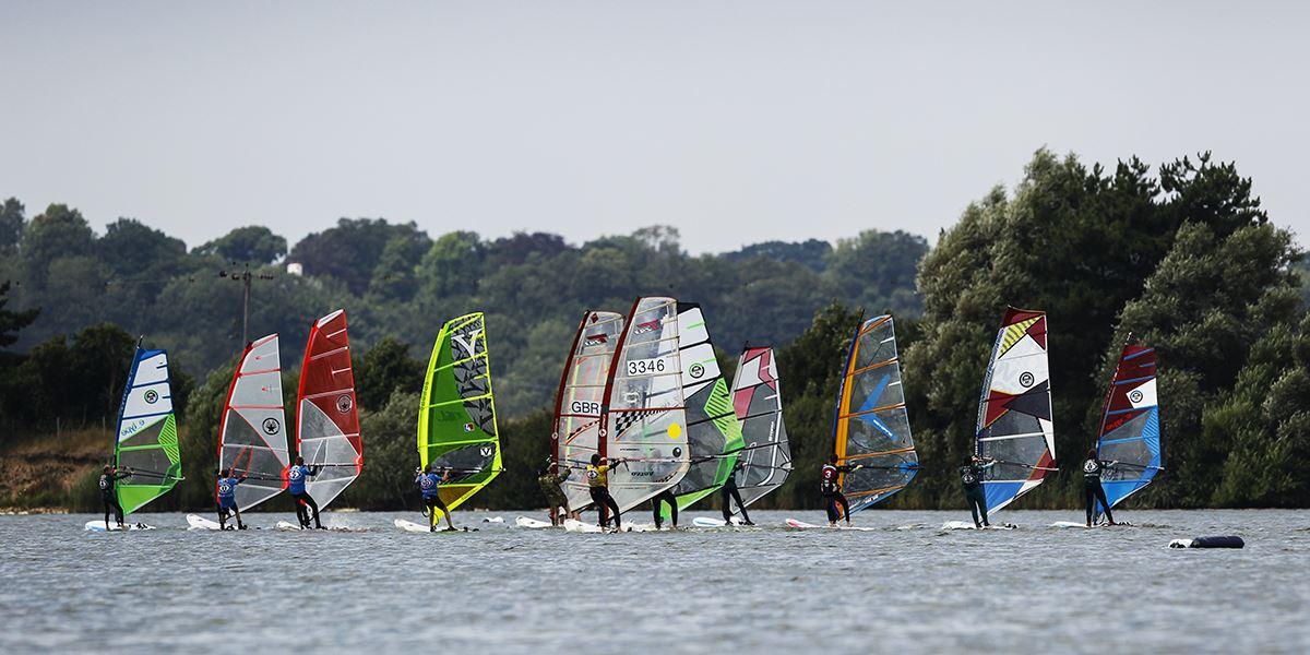 Windsurfing Rye Watersports