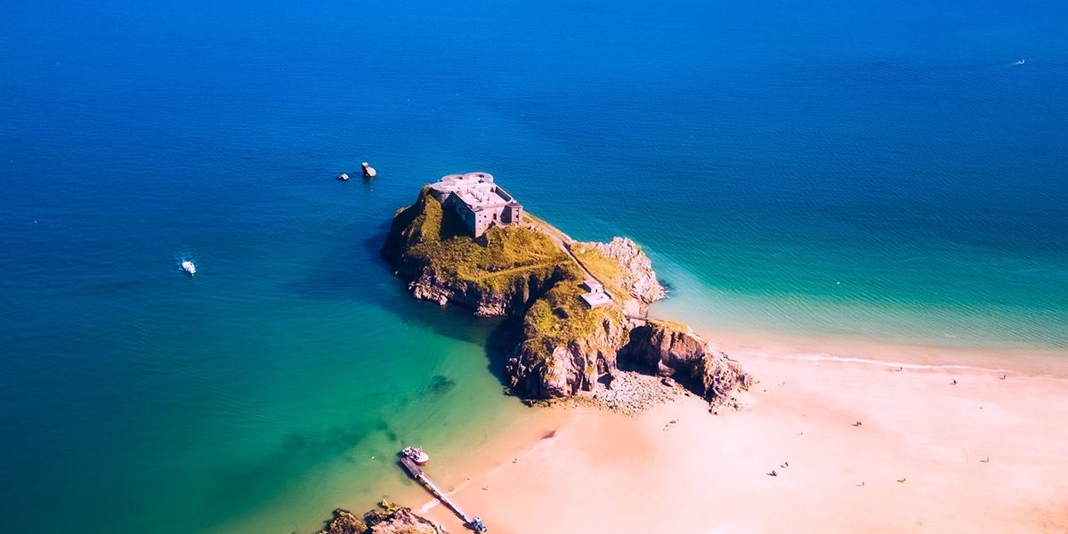 St Catherines Island Top 10 reasons to visit Pembrokeshire