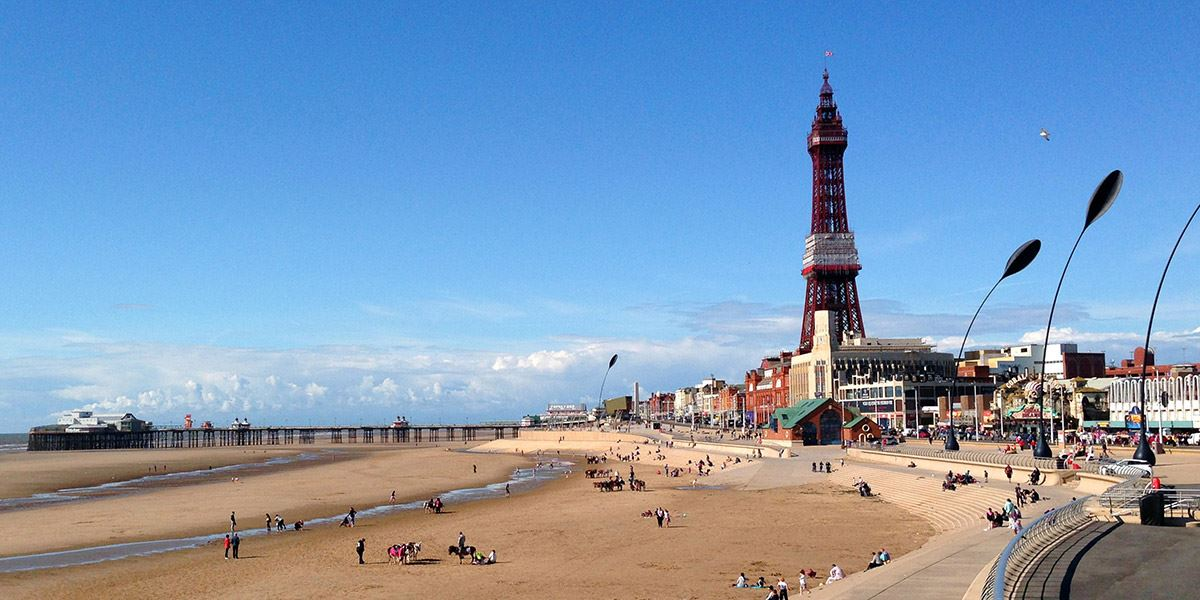 Blackpool Top 10 things to do in Lancashire
