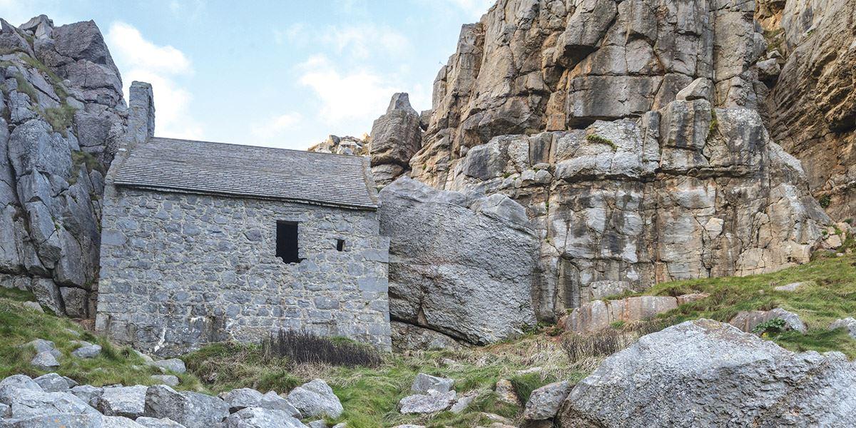 St Govans Chapel