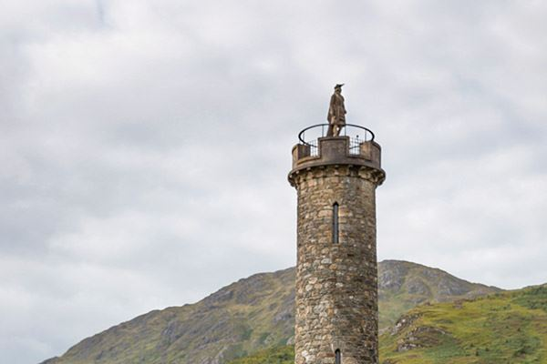 Glencoe Monument