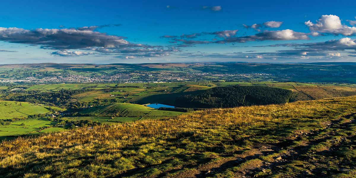 Pendle Hill 48 hours in Lancashire