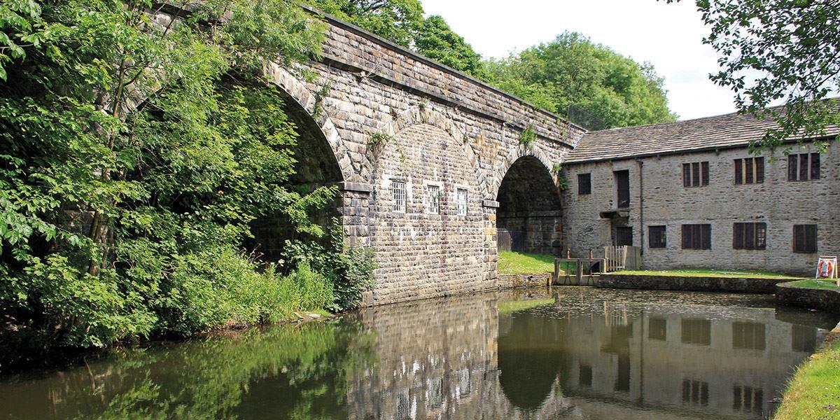 Helmshore Mill History of Lancashire