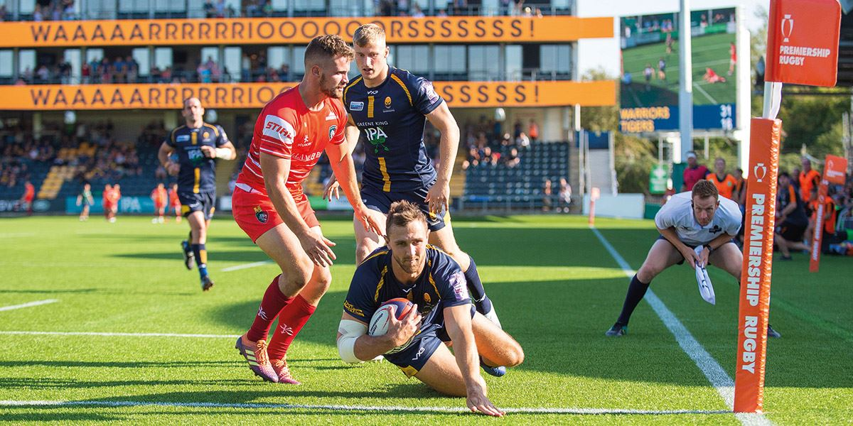 Worcester Warriors Sport in Worcestershire