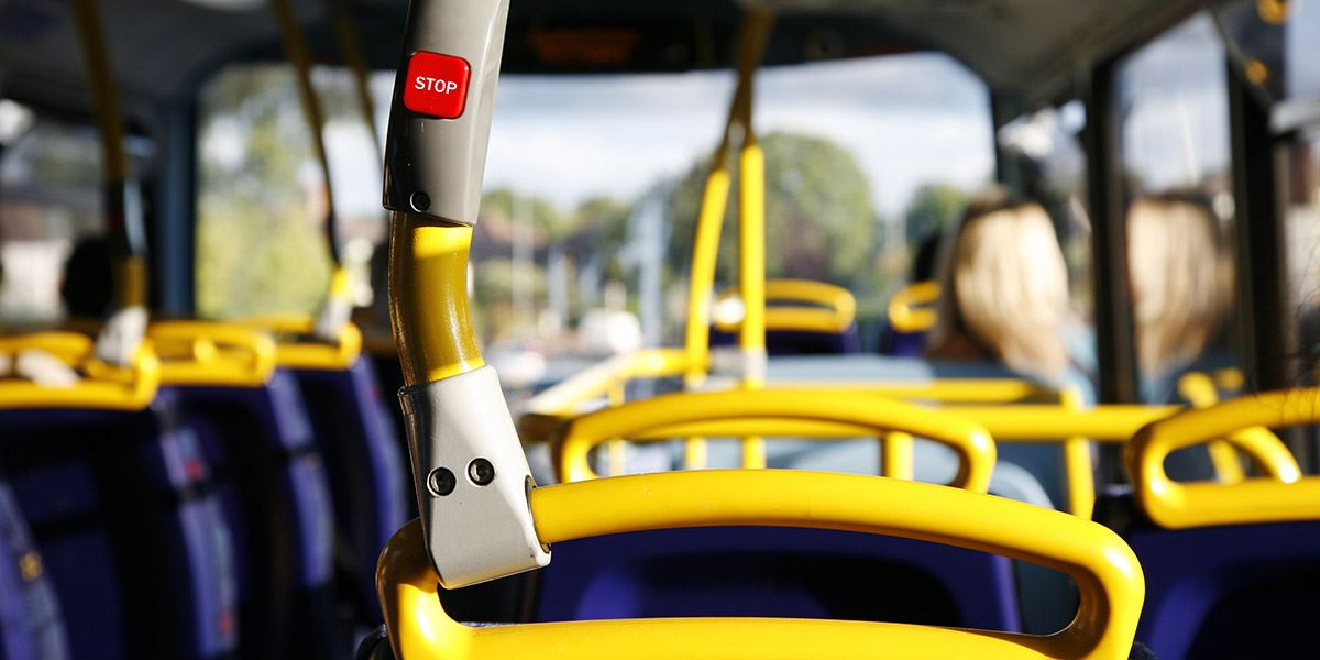 Bus Newport travel