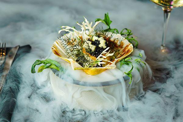 Enjoy exquisite dishes
