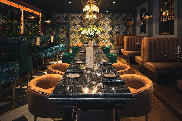 Dine and drink in style at Leila Lily's