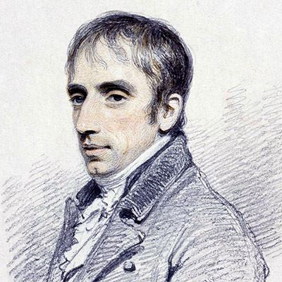 Wordsworth portrait by Henry Edridge 1806