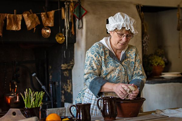 See what life was like as a maid at Wordsworth House and Garden