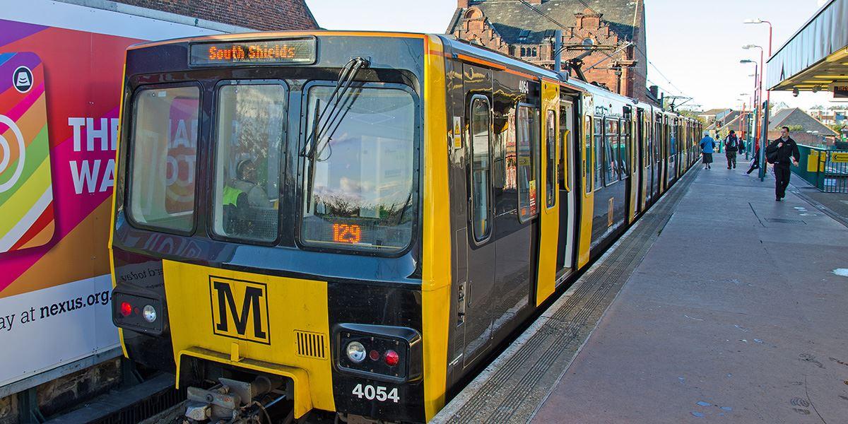 Get around Newcastle easily via the handy Metro